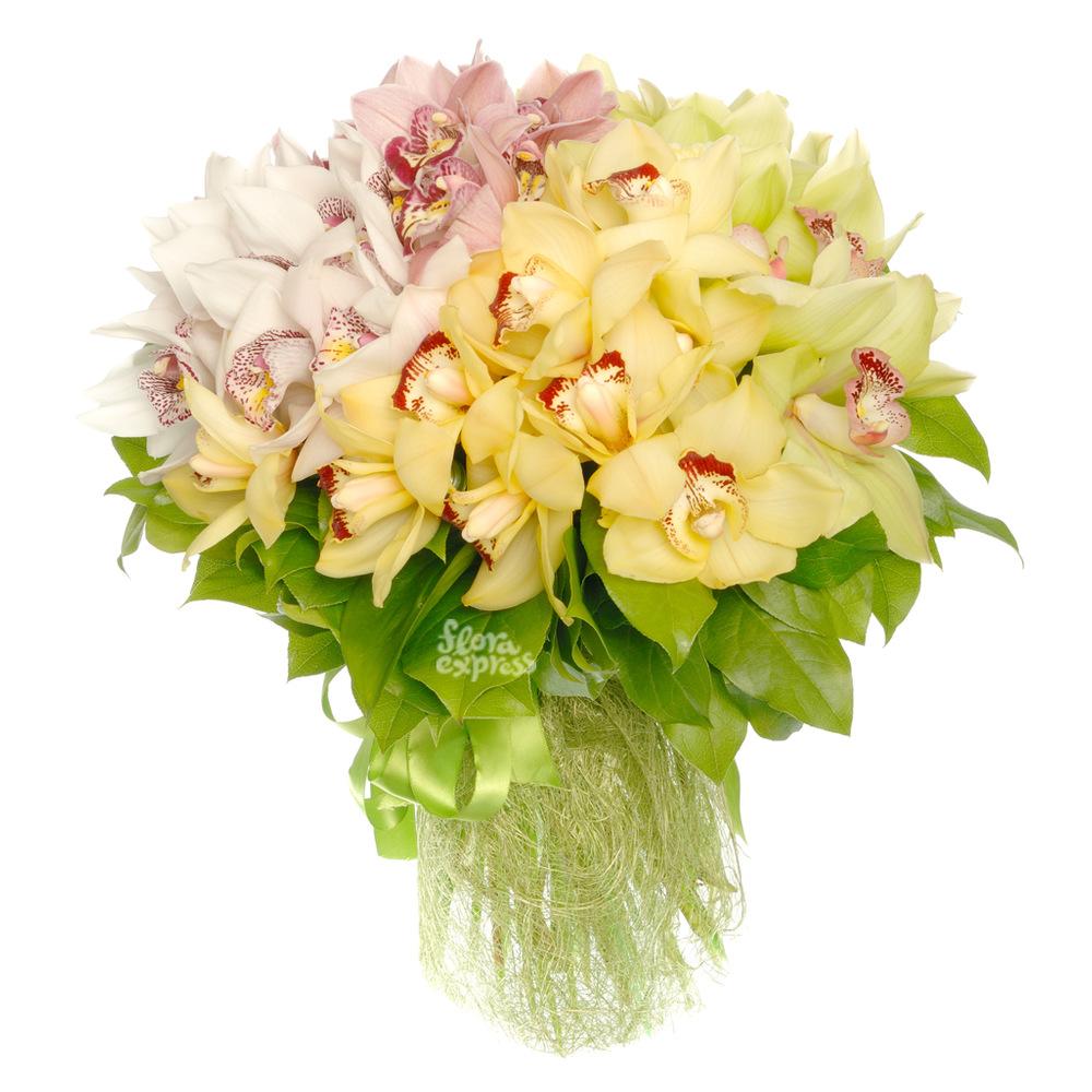 Букет «Flora Express», Таинственные орхидеи
