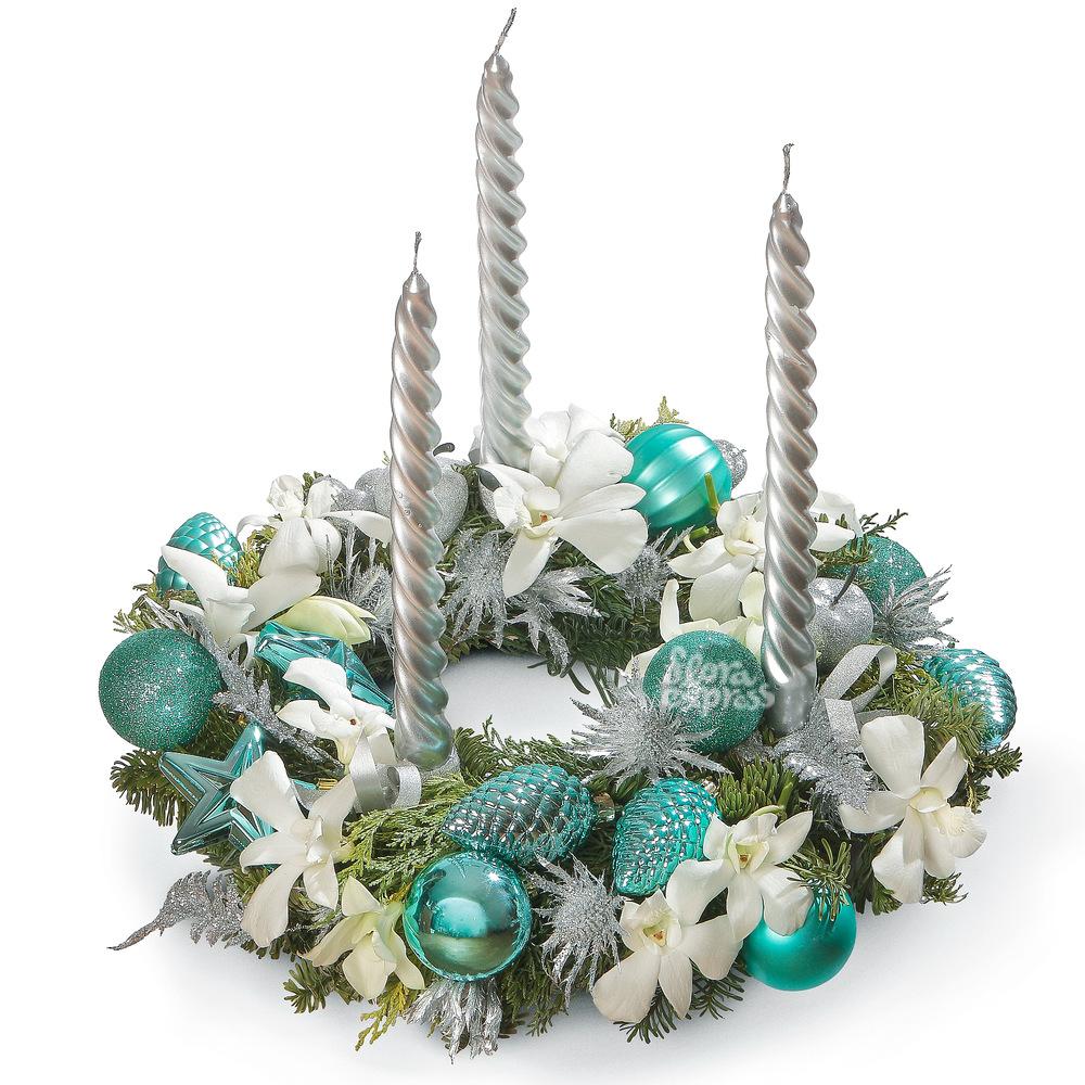 Букет «Flora Express», Новогодние мечты