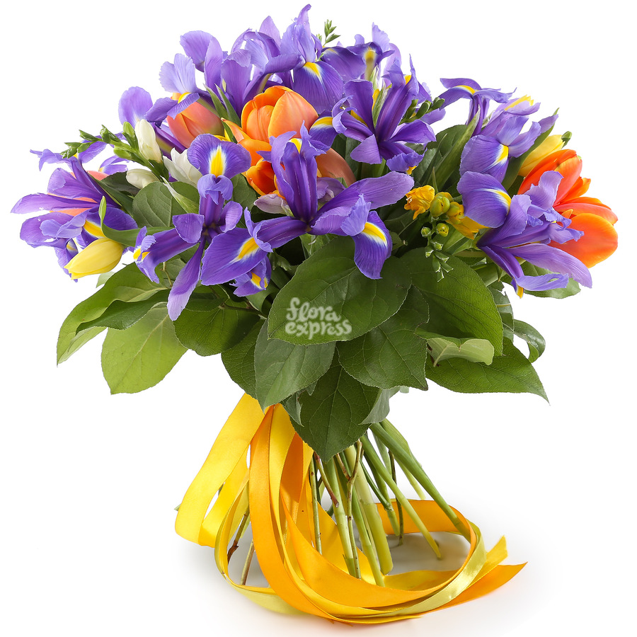 Bouquet Art Nouveau With Delivery Across Moscow Russia And The World Order And Buy Flowers In Flora Express