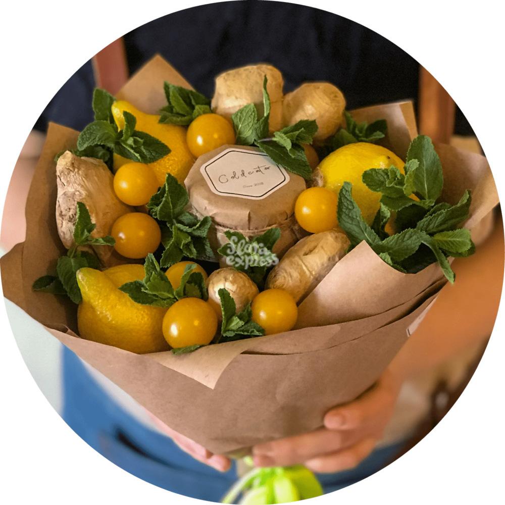 Букет «Flora Express», Съедобный букет «Витаминный»